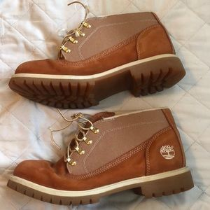 Low Top Timberland Size 11 Men's Boots